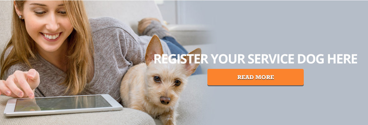 Register Your Service Dog Here