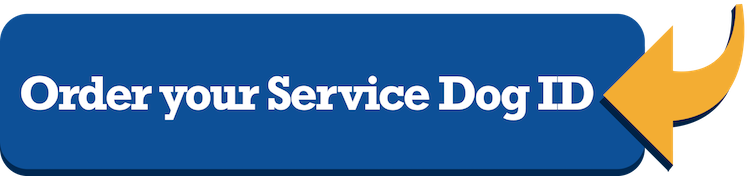 Order your Service Dog ID